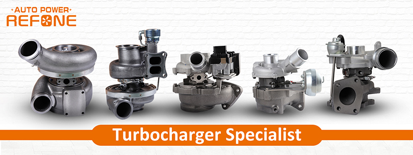 GT1752H Turbocharger Replacement