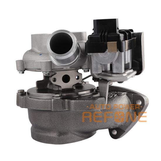 Turbocompresor Ford GTB1749VK 787556-0016